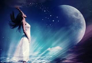 chiedere alla luna piena