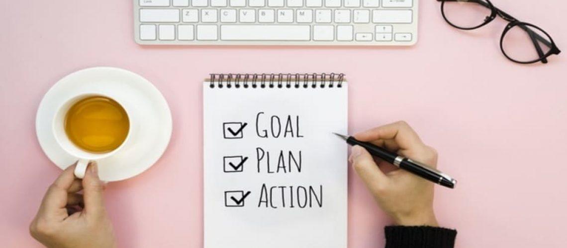 Come raggiungere i propri obiettivi in 5 semplici passaggi